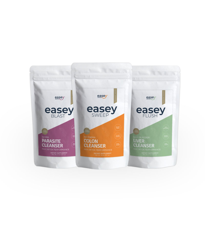 Easey Series Cleanse Series Detox | 7 Day Cleanse Kit