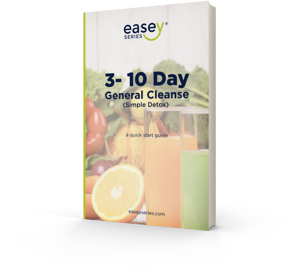 Easey Series 3 - 10 Day Cleanse General Guide eBook