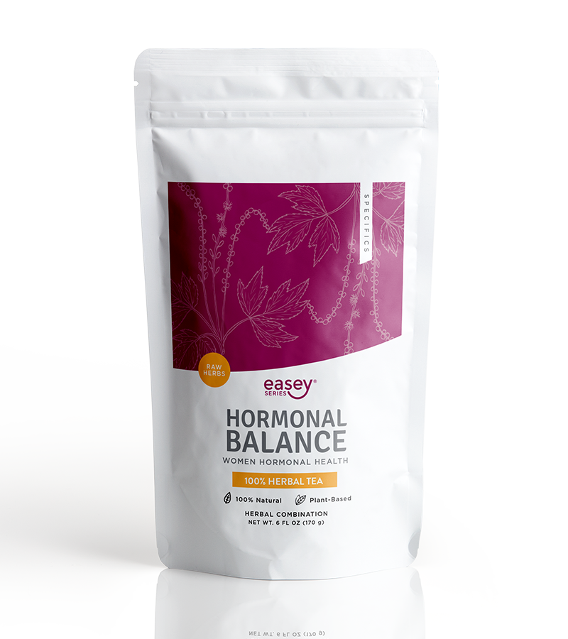 hormonal balance female tea